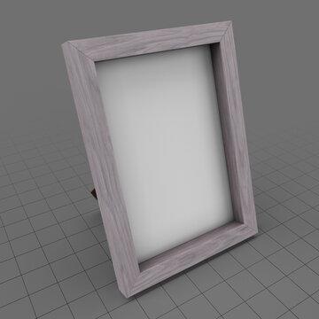 Standing art frame 2