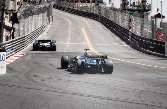Monaco - May 22, 2008: Formula 1 Grand Prix of Monaco