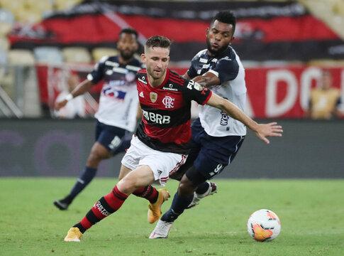 Copa Libertadores - Flamengo v Junior