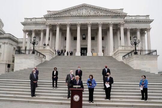Democratic leaders boycott Judiciary Committee hearing on Judge Amy Coney Barrett's nomination