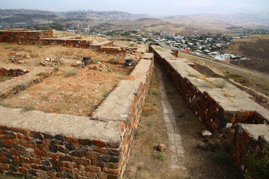 Erebuni Fortress, Yerevan, Armenia