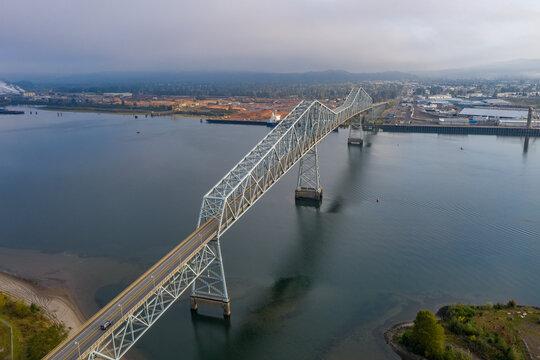 Aerial Longview Washington