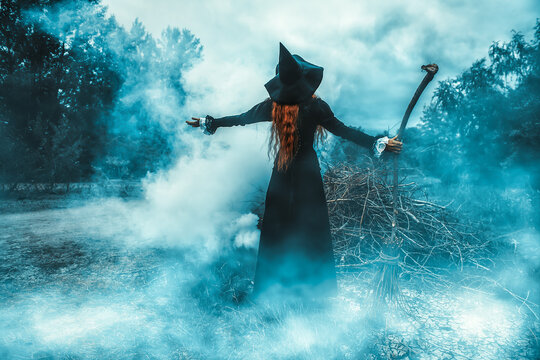spell of witch