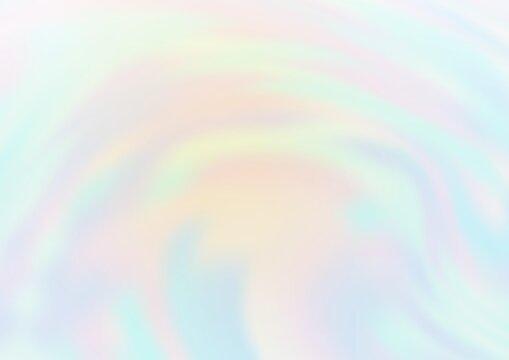 Light Blue, Yellow vector blur pattern.