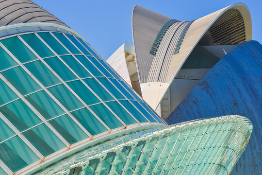 City of Arts and Sciences (Valencia, Spain)