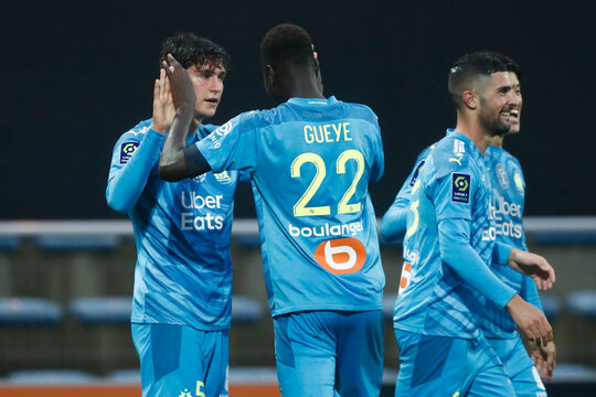 Ligue 1 - Lorient v Olympique de Marseille