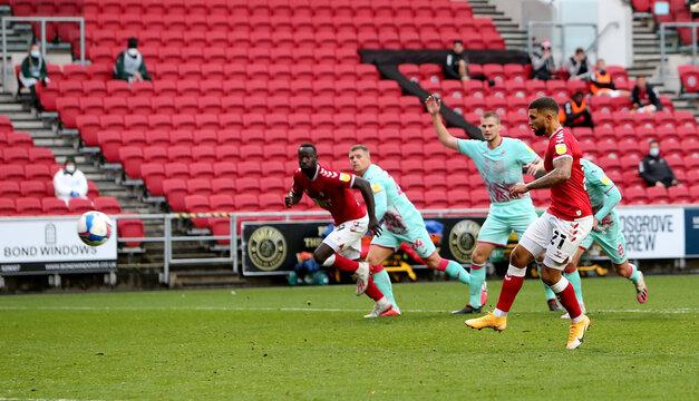 2020 EFL Championship Football Bristol City v Swansea City Oct 24th