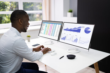 African American Business Data Analyst