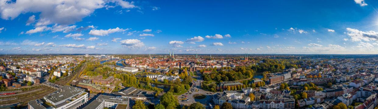 Tagesausflug nach Lübeck