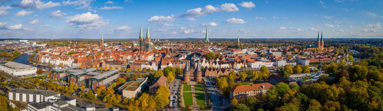 Städtetour nach Lübeck