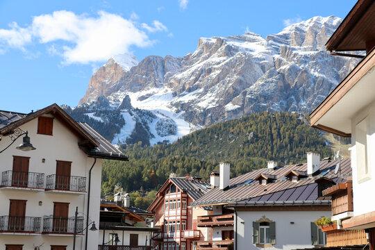 Cortina d'Ampezzo, Italien