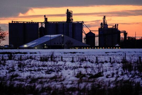 Maple River Grain & Agronomy in Casselton, North Dakota