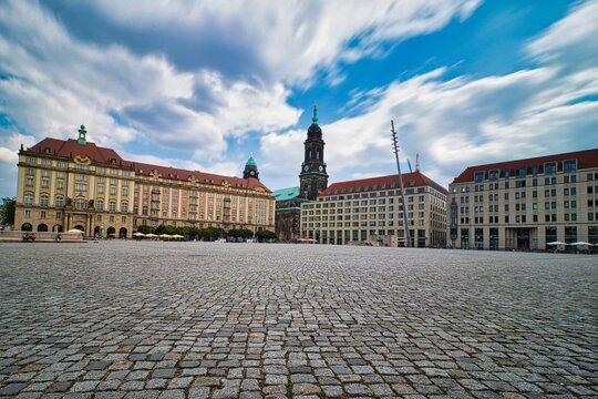 Dresden - Altmarkt