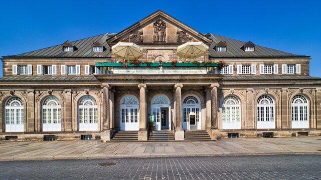 Dresden - Italienisches Dörfchen