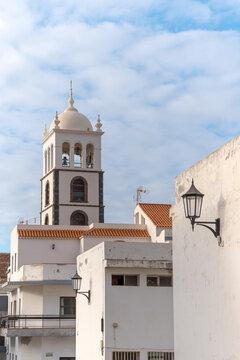 Garachico Town in Tenerife