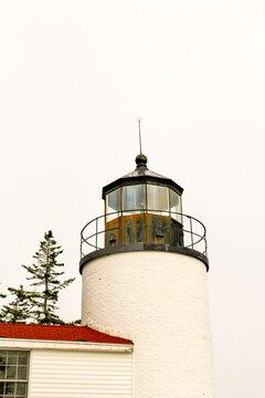 Maine Bass Harbor Head Lighthouse
