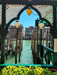 city gondola