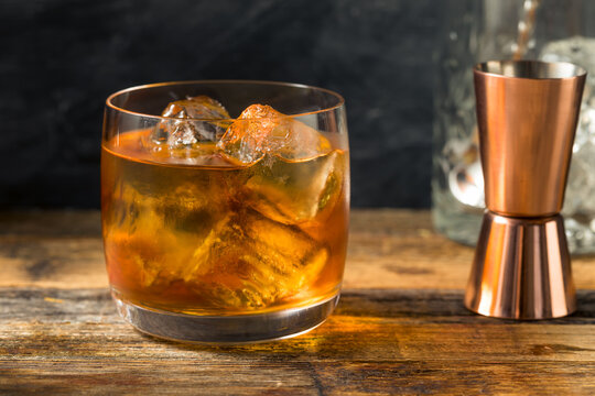 Boozy Refreshing French Connection Cocktail