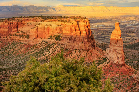 Colorado National Monument, Grand Junction, USA
