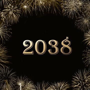 Frohes neues Jahr 2038