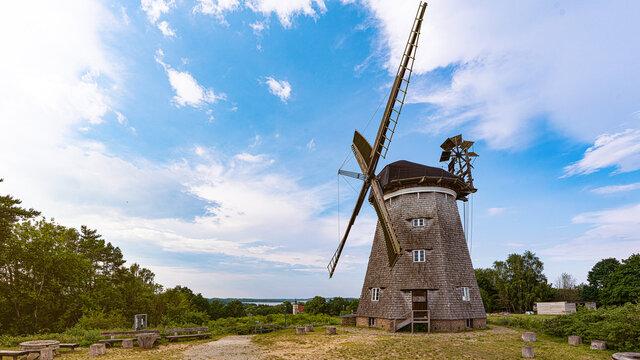 Windmühle Usedom