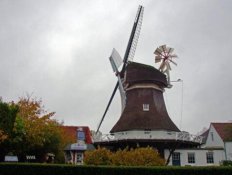 Windmühle Norderney