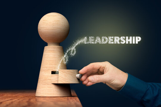 Discover your leadership skills concept