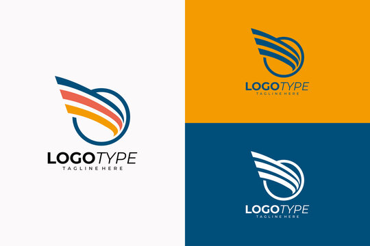 express logo icon vector isolated