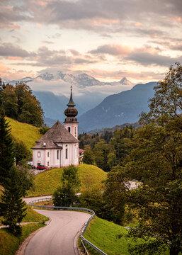 Maria Gern im Berchtesgadenerland