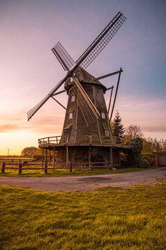 Lette Mühle im Kreis Coesfeld