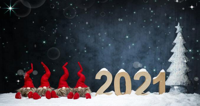Silvester und Weihnachten