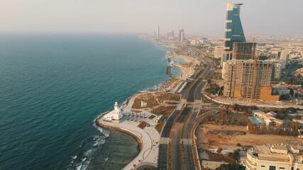Saudi Arabia, Jeddah Northern Corniche