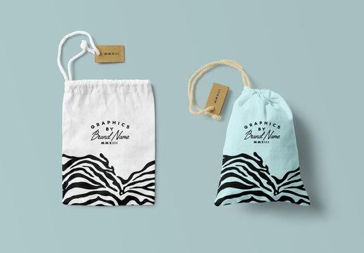 Canvas Bag Mockups