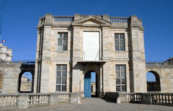 Château de Vincennes, ville de Vincennes, département du Val de Marne, France