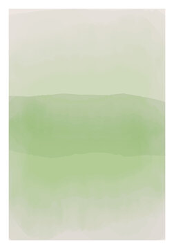 Trendy abstract creative minimalist artistic hand painted composition