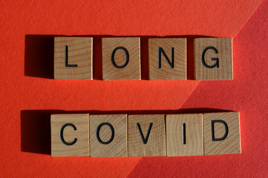 Long Covid, a condition some people experience after Covid-19, including recurring symptoms affecting the respiratory system and heart