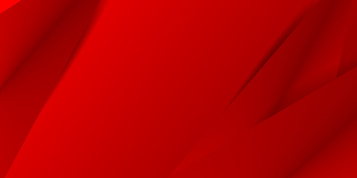 Abstract lines pattern technology on red gradients background