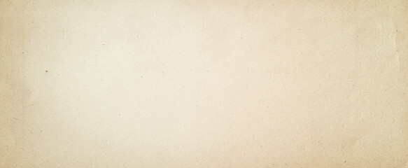 Old brown paper parchment background design with distressed vintage stains and ink spatter and...