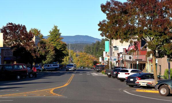Small Town America: Friday Harbor - Washington