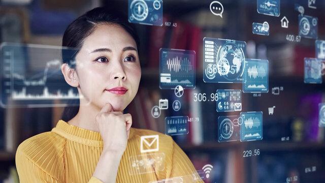女性エンジニア ネットワークテクノロジー