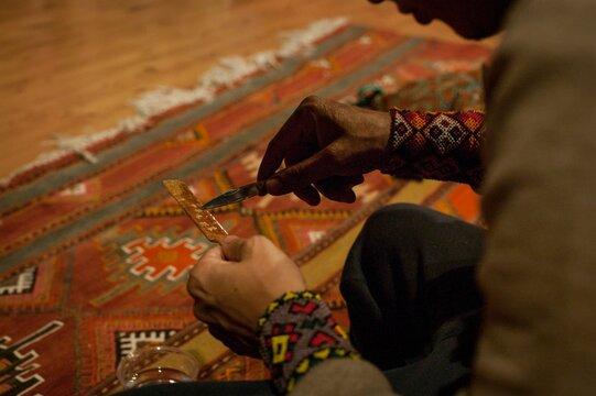 Shaman for ceremony with ayahuasca 2
