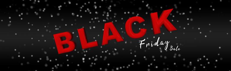 Obraz Black Friday - fototapety do salonu