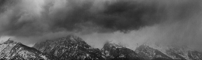 Grand Teton National Park, Wyoming, Usa, America