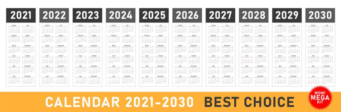 Wow Calendar 2022.6 209 Best 2030 Images Stock Photos Vectors Adobe Stock