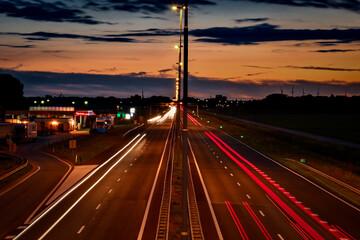 Street lights  Fotomurales