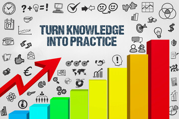 Turn Knowledge into Practice
