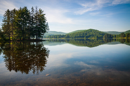 Red House Lake, Allegany State Park