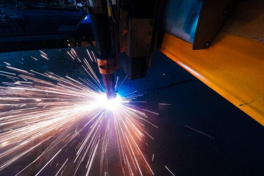 Plasma Laser Cutter