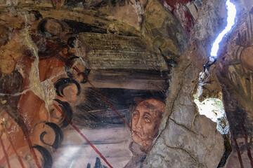 CACERES, SPAIN - Feb 18, 2018: Ermita de San Jorge 170218-3101
