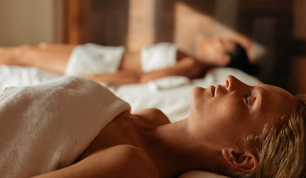 Spa massage provides great health benefits